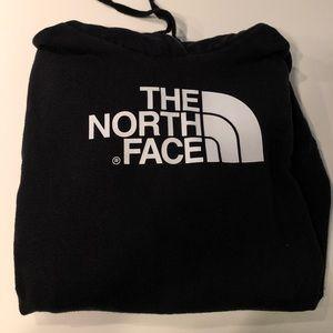 North Face Black Hoodie